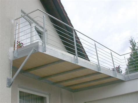 balkongeländer handlauf balkongel 228 nder ihr metallbauer aus m 246 ssingen