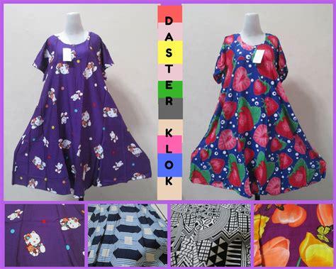 daster klok baju distributor baju daster klok dewasa murah bandung 33ribu