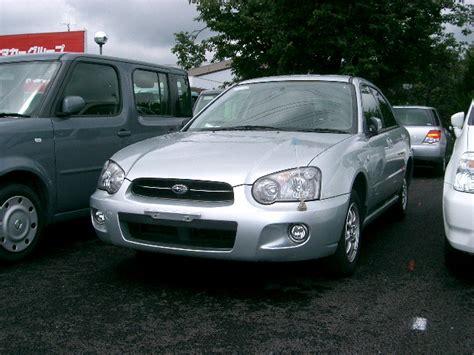 Subaru Impreza Wagon For Sale by Subaru Impreza Wagon 1 5i 2004 Used For Sale