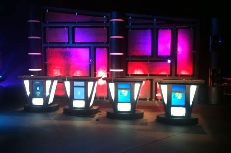 game show layout custom built game show systems timing and scoring