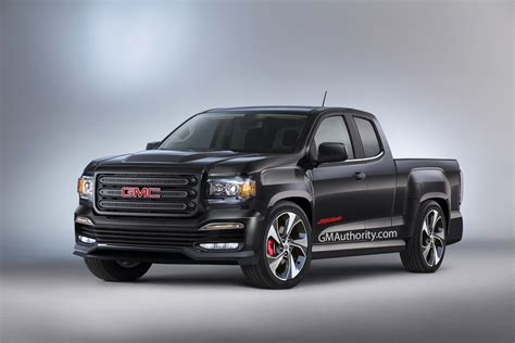 2019 Gmc Rendering by Modern Gmc Syclone Rendered Gm Authority