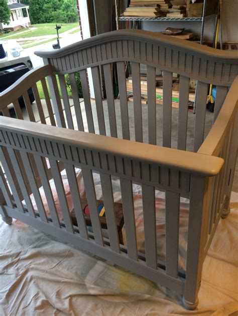 best 25 painted cribs ideas on yellow crib