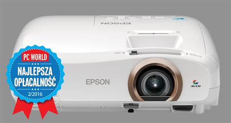 Projector Epson Eh Tw5350 projektor epson eh tw5350 lcd instrukcja obs蛯ugi