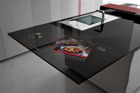 Innovative Countertops by Innovative Kitchen Countertop Materials And Designs
