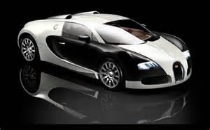 White Bugatti Veyron Black White Bugatti Veyron