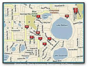 Baldwin Park Orlando Map by Fast Food Nation Baldwin Park Toran Hylton