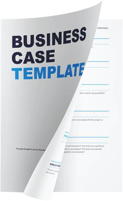 Basic Business Case Template Simple Business Case Template 183 Vocus Communications
