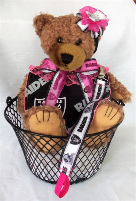 gifts for raiders fans raiders baby fan gift basket aftcra