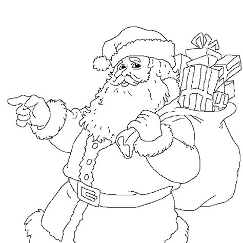 coloring pages joyeux noel merry christmas with santa claus christmas coloring to print