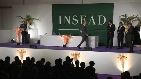 What Is Insead Mba Like by Mba Graduation Ceremony Insead Europe Cus Dec 2012