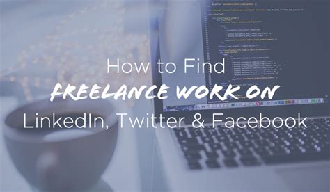 How To Search For On Linkedin How To Find Freelance Clients On Linkedin Weshare