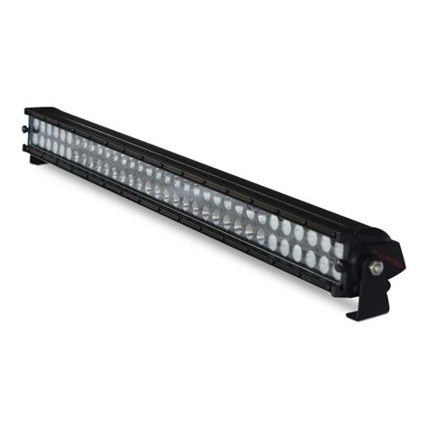 32 Inch Led Light Bar Flashtech Black Led Light Bar Dual Row 32 Inch