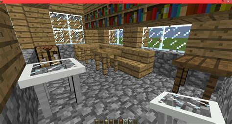 How To Make A Table In Minecraft by Image Gallery Minecraft Table