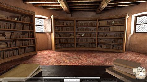 librerie 3ds restitution 3d de la 171 librairie 187 monloe montaigne 224