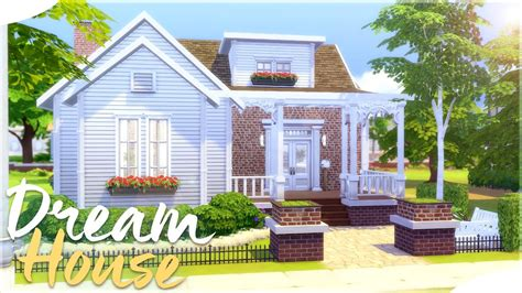 build my dream house the sims 4 house building my dream house