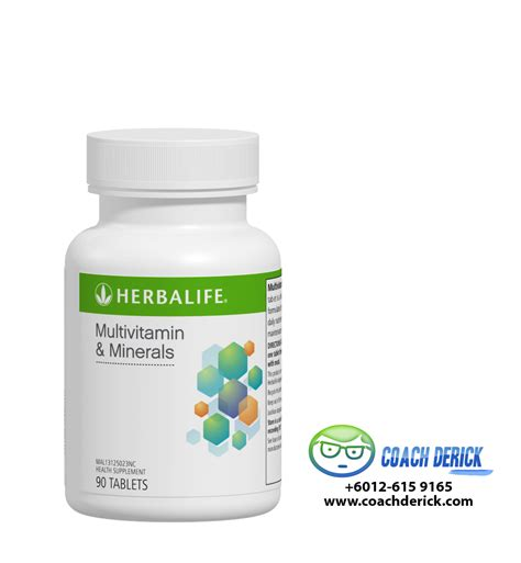 Wellness 2 A Day Multi Vitamin Mineral Formula 120 Tablets herbalife multivitamin complex malaysia all in one tablet