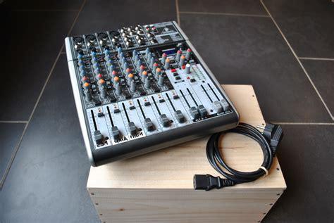 Mixer Xenyx 1204 Usb behringer xenyx 1204usb image 600563 audiofanzine