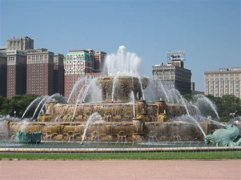 Marcel Home Decor by The Traveller Sanghamitra Buckingham Fountain Chicago