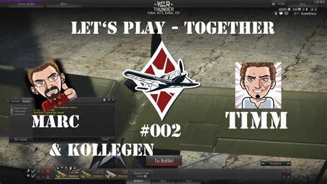 Stelan Lets Play Together lets play together war thunder hd 002