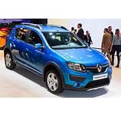 Russian Spec 2014 Renault Sandero Stepway Looks Funky