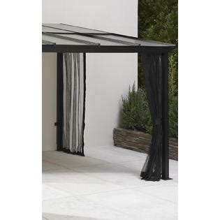 add a room gazebo grand resort replacement net for mural add a room outdoor living gazebos canopies