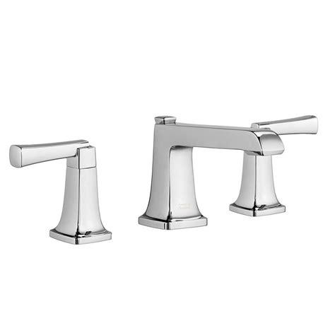 standard bathroom sink faucets standard townsend 8 in widespread 2 handle