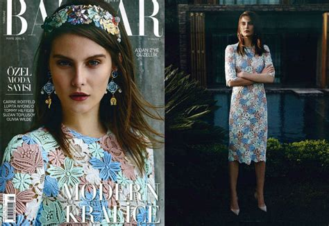 Editorial Dress Of The Month Dolce Gabbana by Dolce Gabbana Best Fashion Editorials Of 2015