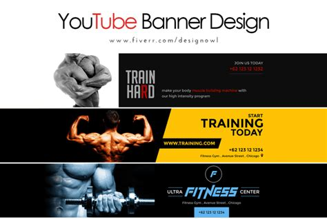 design youtube cover design youtube banner cover by designowl
