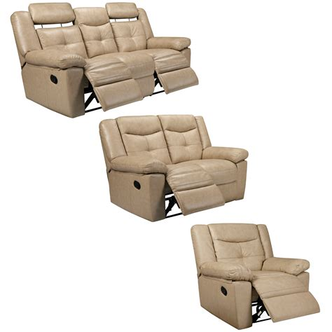 leather sofa and loveseat recliner cove taupe italian leather reclining sofa loveseat and