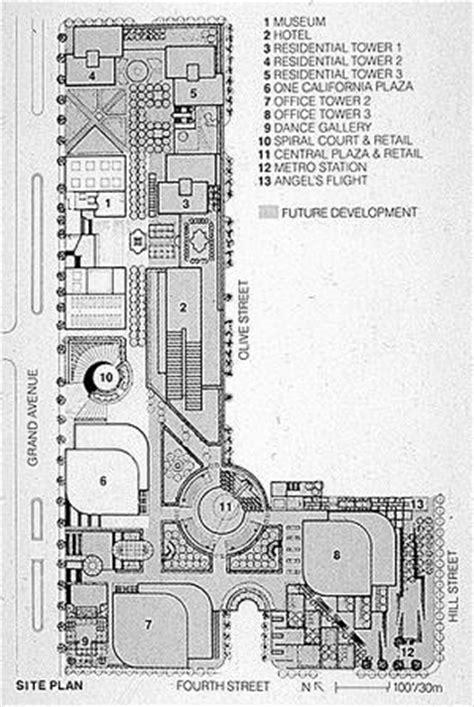 museum floor plan dwg isozaki museum of contemporary art the museum of contemporary art moca los angeles