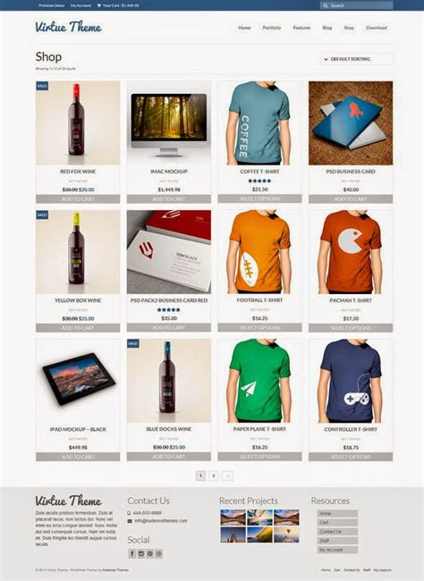 wordpress themes free download for e commerce free commerce wordpress themes wp doze