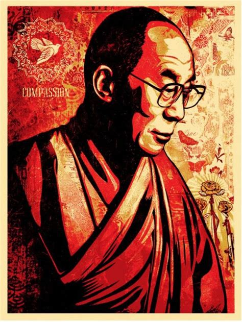 shepard fairey peace goddess print 17 best images about possible portraits on