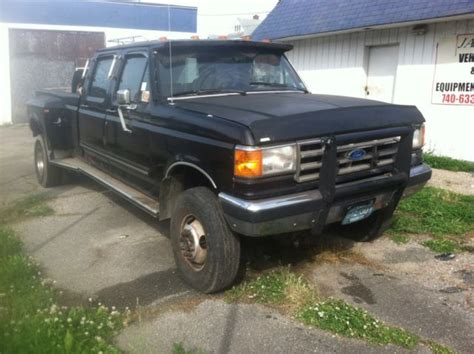 ford f350 4x4 for sale 1988 ford f350 dually 4x4 classic ford f 350 1988 for sale