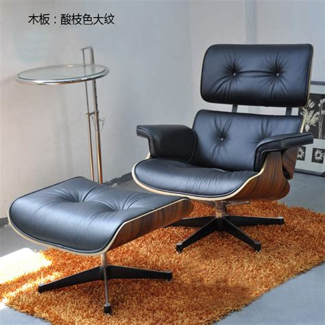 eames recliner chair special lazy eames lounge chair recliner full leather
