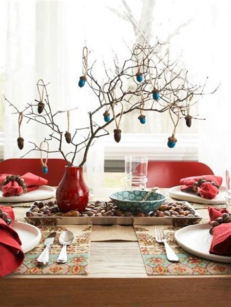 what decorations are suitable for the dining table 22 fall crafts table decorations and centerpieces
