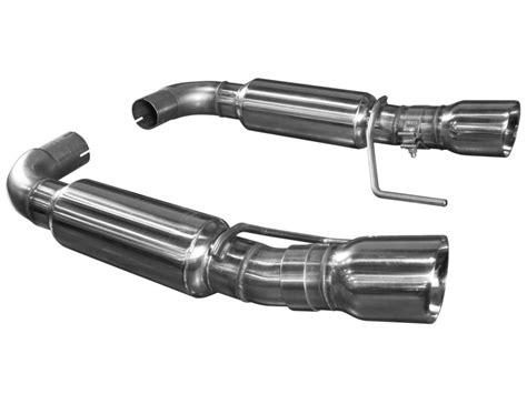 2015 2017 mustang gt 5 0l kooks 3 quot axle back exhaust kit