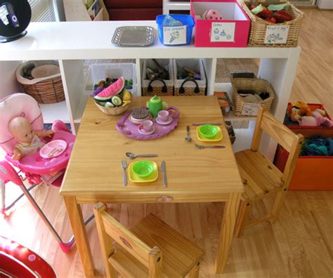 Kitchen Storage Ideas by Dramatic Play In Our Home Corner Play Space Childhood101