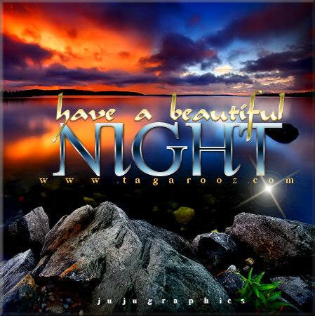 beautiful night  jujugraphics