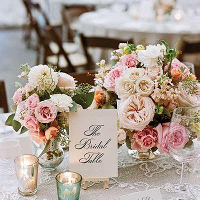 Romantic Vintage Wedding Table Centerpiece Wedding Table Vintage Table Centerpieces For Weddings