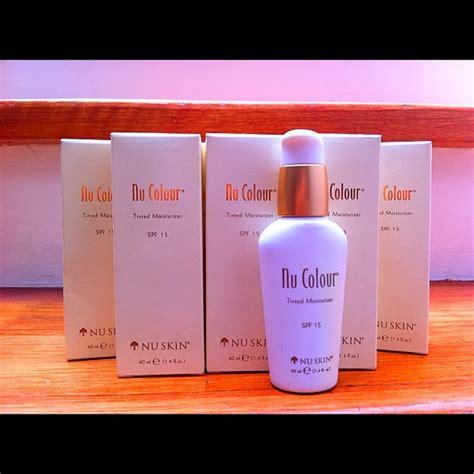 Pelembab Nu Skin al manjur tinted moisturizer dari nu skin