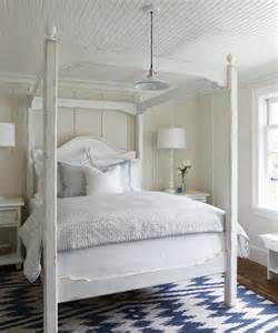 white bed canopy white canopy bed cottage bedroom muskoka living