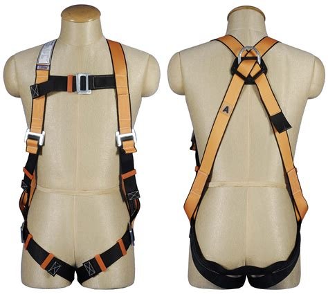 Fulbody Harnes harnesses fall protection from any height comfort at work applications webbing