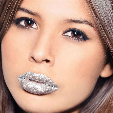 violent lips tattoo uk violent lips silver glitterati