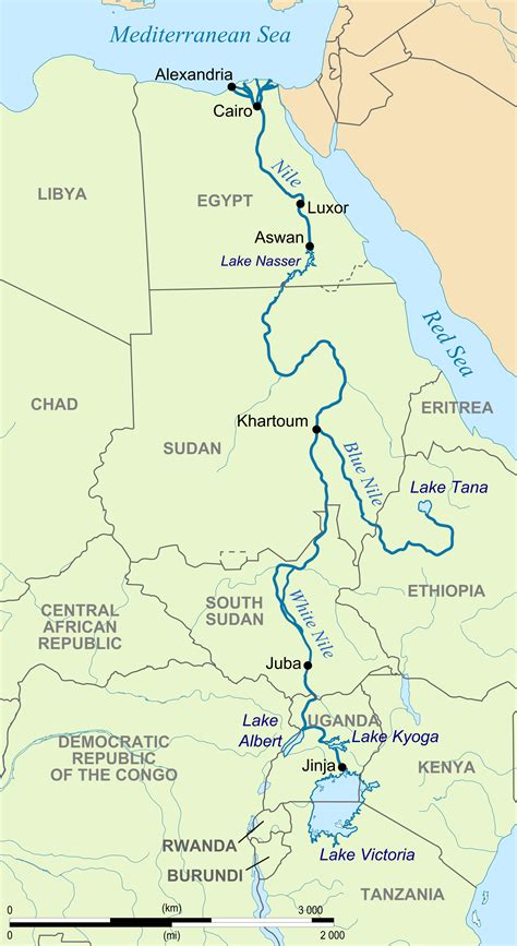 where does the colorado river start and end where does the river start map