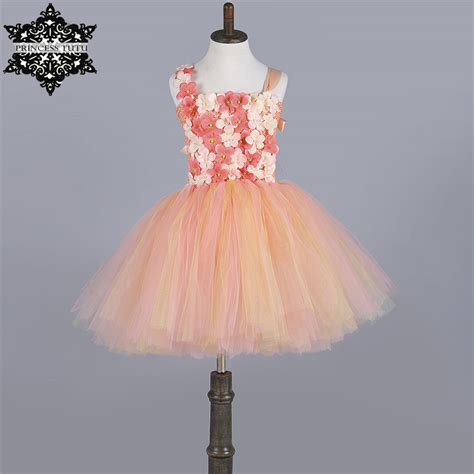 Dress Tutu Gold Size 4 6 Th princess tutu gold dress tulle children pageant gown baby
