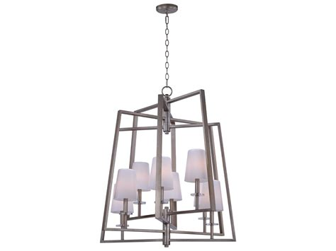 swing from a chandelier maxim lighting swing platinum dusk eight light 30 wide