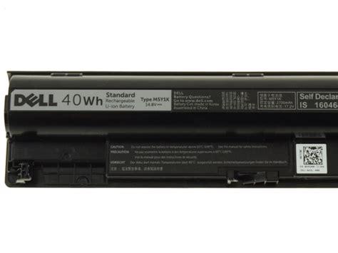Baterai Dell Inspiron 15 5551 5555 5558 5758 Grade Original dell oem inspiron 15 5558 17 5758 4 cell laptop battery 40wh m5y1k parts dell cc