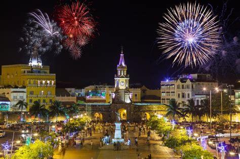 le nouvel an en colombie