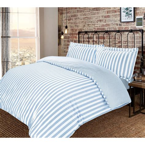 stripe bedding sets vertical stripe woven 100 cotton t200 reversible duvet cover bedding set ebay
