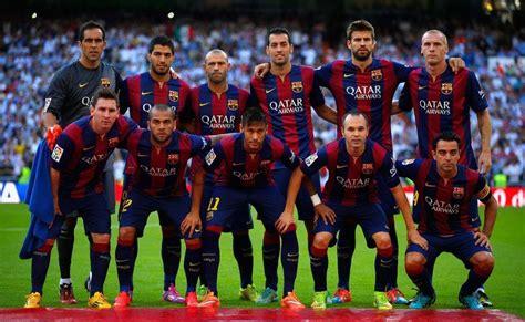 barcelona line up mesqueunclub gr picture starting line up barcelona